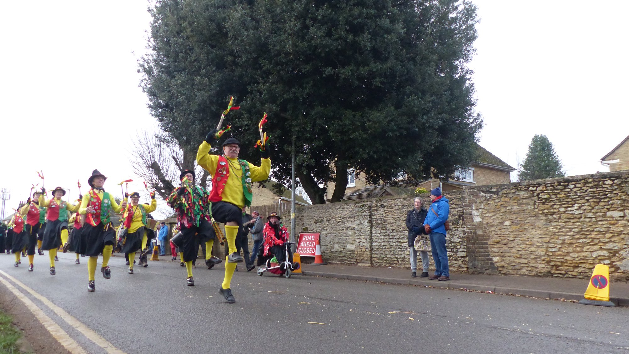 Straw Bear Festival – Whittlesey – 19th January 2019